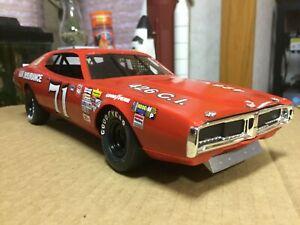 built 1/16 #71 Buddy Baker Charger model