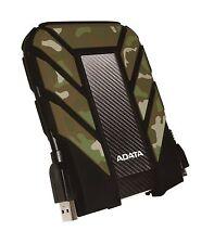 2TB AData DashDrive Durable HD710M USB3.0 Portable Hard Drive Camouflage Edition