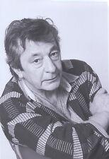 Foto vom Schauspieler GÜNTER MACK - SW Pressefoto - Aufnahme von 1988