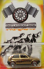 Hot Wheels CUSTOM VOLKSWAGEN GOLF East L.A Diecast Show Real Riders Limited!