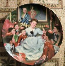 The King And I - Getting To Know You - Knowles Collector Plate #3 In 1985 Series