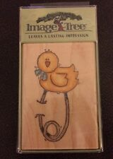 Image Tree Ducky Pin Stamp