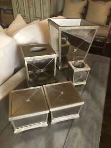 Croscill Fiona Bathroom Accessories Collection Set