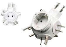 universal reise-stromadapter konverter adapter strom stecker drehbar usa/uk usw