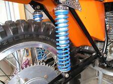 """Vintage Boge shocks for Maico - 13 1/4"""" long - used"""