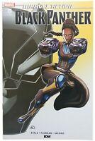 Marvel Action Black Panther 5 Woods RI Variant NM- 9.2 Shuri IDW 2019 Comic
