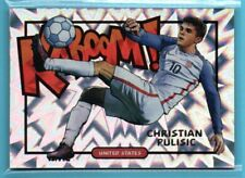 2017-18 Panini Select KABOOM Christian Pulisic SP CASE HIT - UNITED STATES - #1