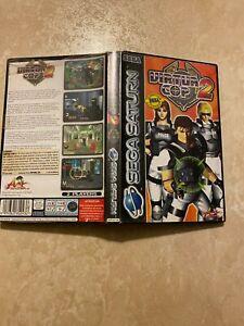 Virtua Cop 2 Sega Saturn PAL UK