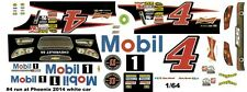 #4 Kevin Harvick Mobil 1 2014 Chevrolet Ss 1/64th Ho Scale Slot Car Decals