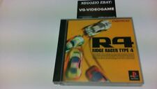 RIDGE RACER TYPE 4  NTSC JAP PLAYSTATION 1