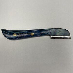 B1 Ashley Craig Greyhound Carding Comb Knife Left Handed Extra Fine