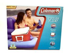 Coleman  Cooler Float LARGE CAPACITY Fit 36 to 50 QT Heavy Duty Snap & Stay Cord