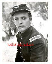 Vintage Douglas Dick SEXY QUITE HANDSOME IN UNIFORM '51 RED BADGE Pub Portrait
