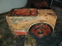 Farmall A Tractor Transmission  Complete Ihc Assembly gears