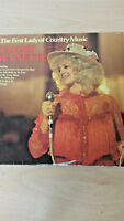 The first lady of Country Music Tammy Wynette vinyl LP - AH 39632
