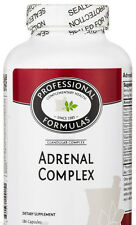BEST PURE ADRENAL COMPLEX FATIGUE GLAND GLANDULAR SUPPORT GLANDS TREATMENT 180