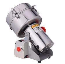 2000g Household Superfine Grinder High-Speed Universal Pulverizer A