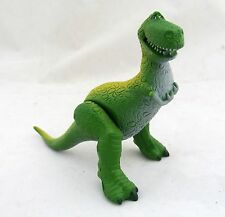 Toy Story Rex Green Dinosaur Dino Disney Action Figure Figurine Cake Topper