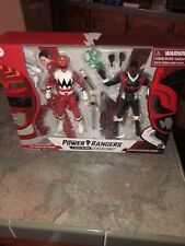 Power Rangers Lightning Collection Lost Galaxy Red Ranger And Psycho Red Ranger