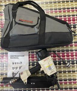 Axminster Tools Large Framing Nail Gun Air Tool Model FN2890D? With Holdall Bag