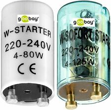 Standard Starter Or Quick Starter For Fluorescent Lamps Goobay