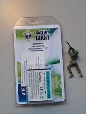 NEW Samsung Exhibit SGH-T759 Battery Giant Replacement BLI-1246-1.2