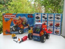PLAY SYSTEM MECCANO 4100 - 4 JOUETS - 10 / 1999