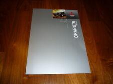 Mitsubishi Grandis MOTION Prospekt 06/2005