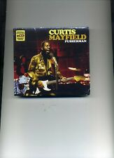 CURTIS MAYFIELD - PUSHERMAN - 2 CDS - NEW!!