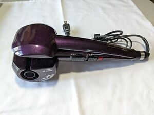Conair Infiniti Pro Curl Secret Curling Iron Hair Curler Model CD203R Purple