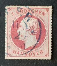 Allemagne - Germany Hannovre (O) start at 0,99€ - TB - 4826
