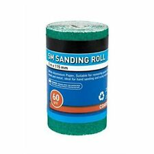 BlueSpot 5mtr 115mm Sanding Roll 60 Grit