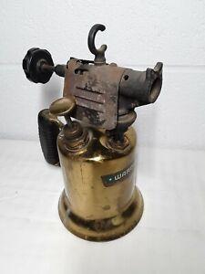 Vintage WARDMASTR Plumber's Blow Torch