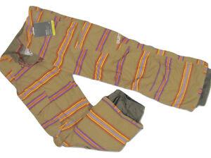 "NEW! Burton Mens Cargo Ski & Snowboard Pants!  XS  ""CARDBOARD BANDWIDTH"""