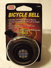 New Classic Look_Silver Bicycle Bell_ Bike, Cycling, Handlebar
