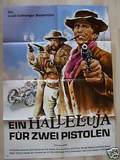 A Hallelujah For Two Pistols-Giuliano Gemma-Western a1