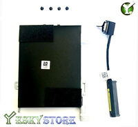 Dell Latitude E5570 HDD Cable Connector 4G9GN + Caddy Frame Bracket 0VX90N US