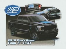 2018 Petty's Garage Ford F-150 SEMA Show Promo info card