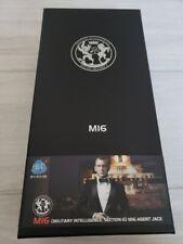 Mib James Bond Mi6 Agent Jack Daniel Craig 1:6 Scale Did