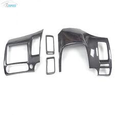 Carbon Fiber Dash Kit Trim Interior Trim for HondaCivicTypeR(FD2) Right hand