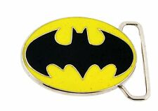Batman Belt Buckle American Usa Superhero Logo Kids Youth Small Size Texas Metal