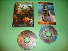 Troy (DVD, 2005, 2-Disc Set, Full Frame)
