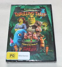 Dreamworks Shrek's Thrilling Tales (DVD, 2012) New Sealed