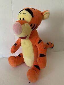 "Kohl's Cares for Kids Disney Tigger Plush toy 12"" VGC Clean"