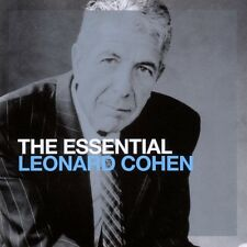 """Leonard COHEN """"the Essential-best of"""" 2 CD NEUF"""