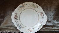 Vintage Grindley Cream Petal  Cake Plate Serving Plate Stand