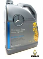 Original Motoröl Mercedes Benz 5w-40 / 5 Liter / A000989920213AIFE / MB 229.5