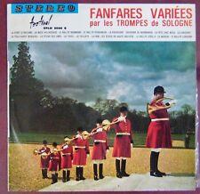 Fanfares variétés 33 tours Trompes de Sologne
