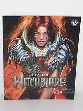 The Art of WITCHBLADE TPB -Michael Turner SILVESTRI Sejic CHOI Bachalo CHO Anime