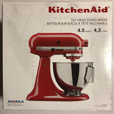BRAND NEW KitchenAid KSM85PBER Stand Mixer 4.5-Qt. Tilt Head Empire Red *FAST*